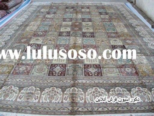 فرشهای چینی و کپیبرداری از قالی ایرانی