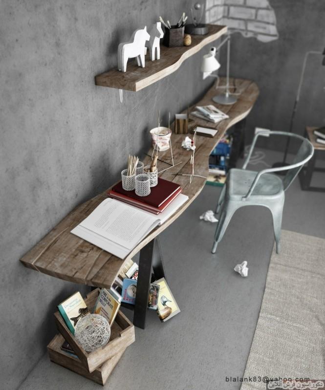 ایده هایی برای دفتر کار خانگی