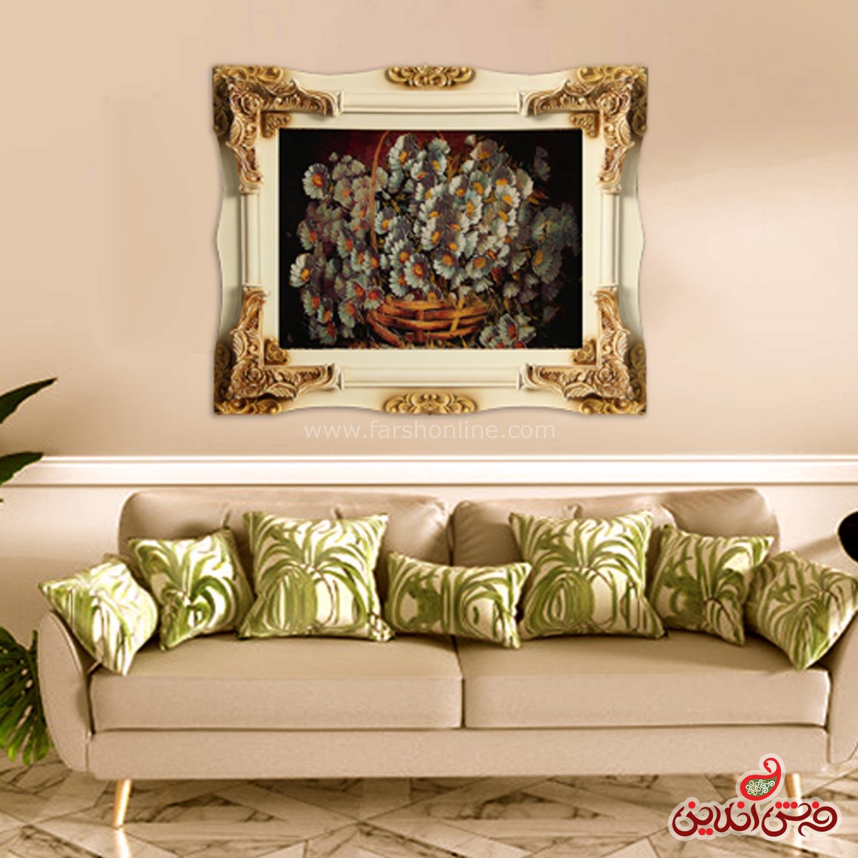 تابلو فرش ماشینی