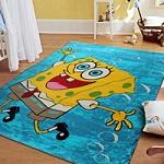 فرش کودک با شخصیت های کارتونی