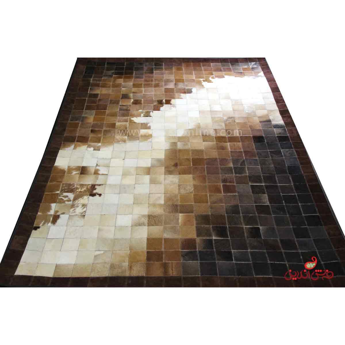 فرش پوست و چرم 2285