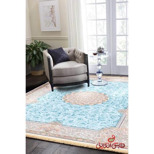 فرش ماشینی کلاریس کلکسیون مدرن کد  100415