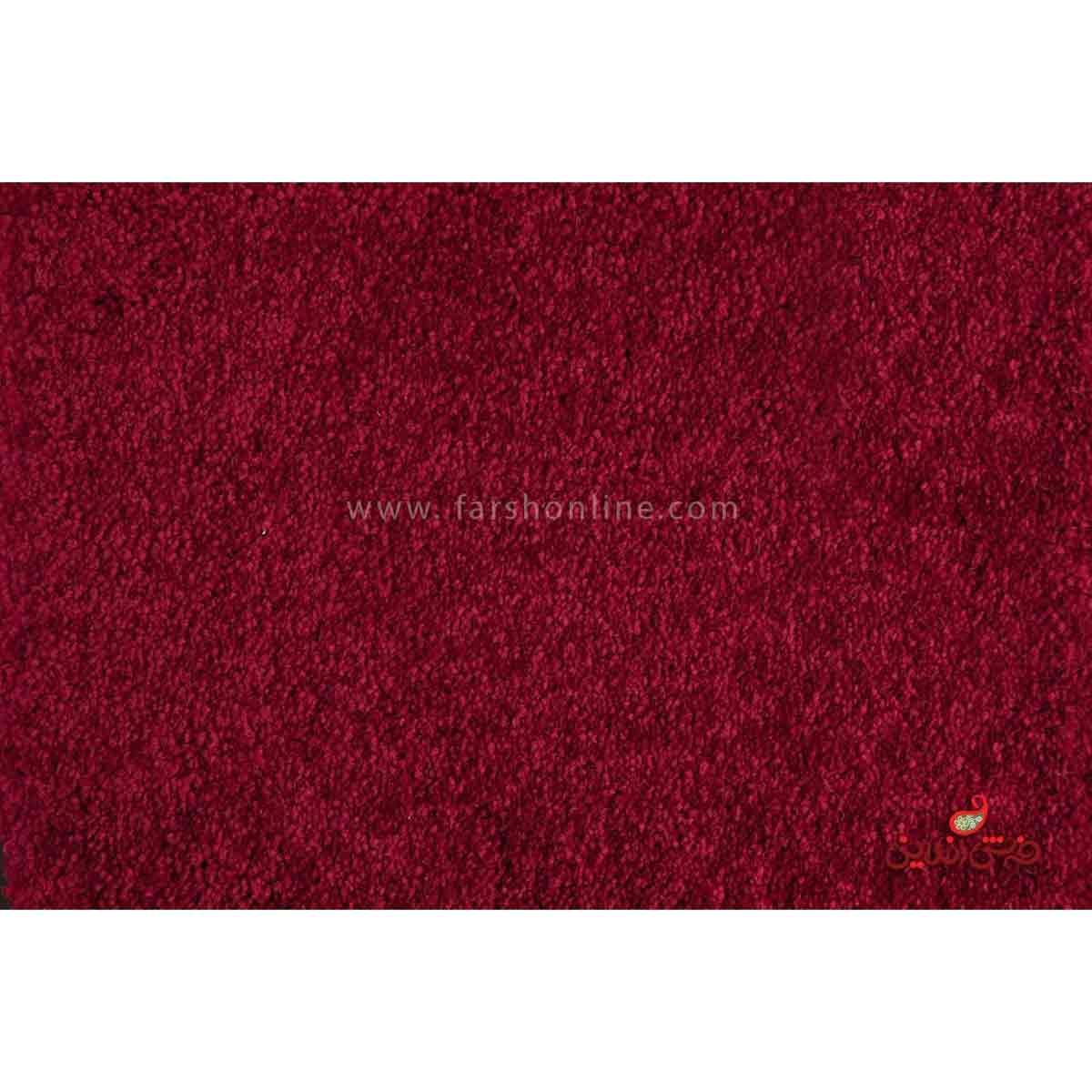 موکت ظریف مصور طرح هرمس قرمز کد 5581
