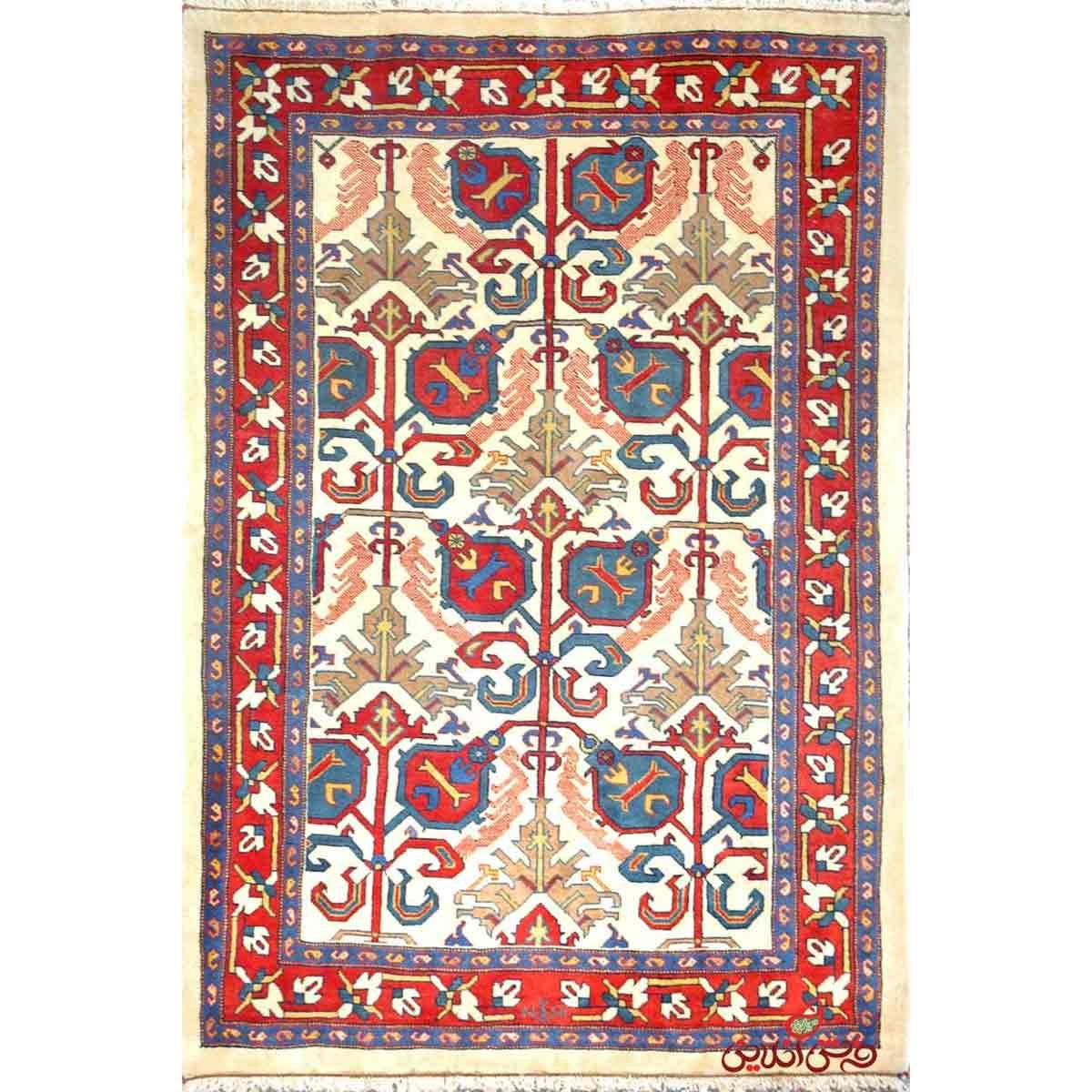 فرش دستباف ملایر کد 842