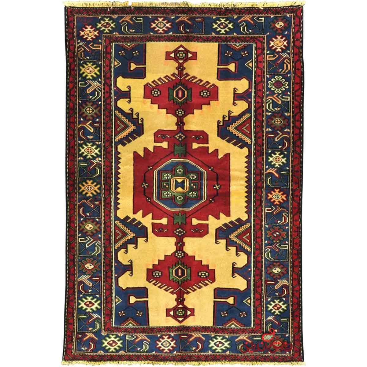 فرش دستباف ملایر کد 733