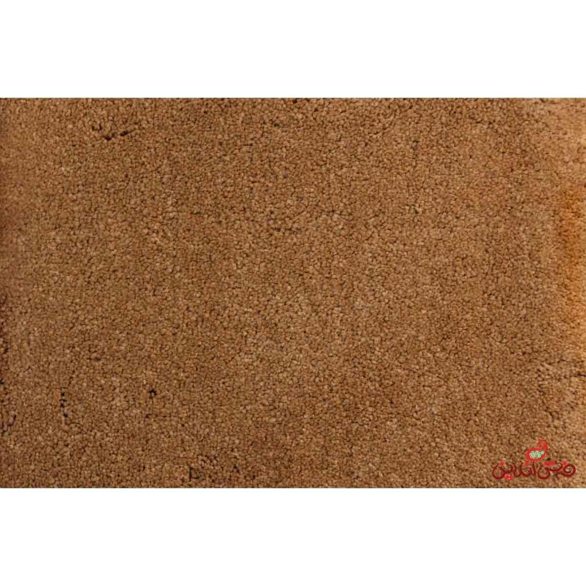 موکت ظریف مصور طرح هرمس شکلاتی کد 5521