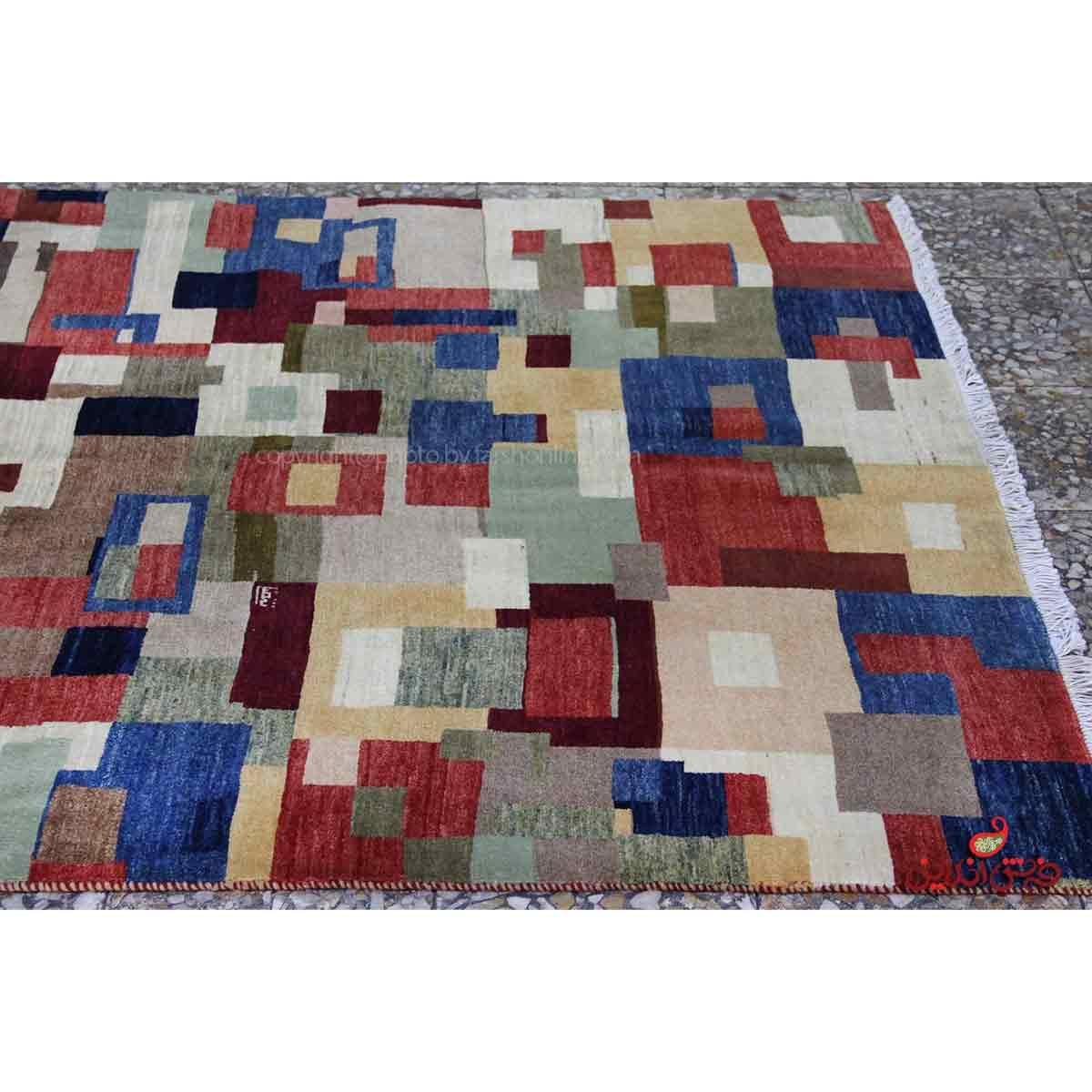 فرش مدرن دستباف 630