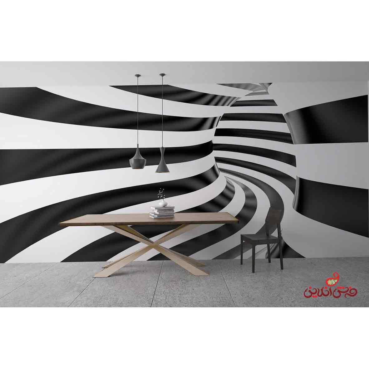 کاغذ دیواری سه بعدی کد1601