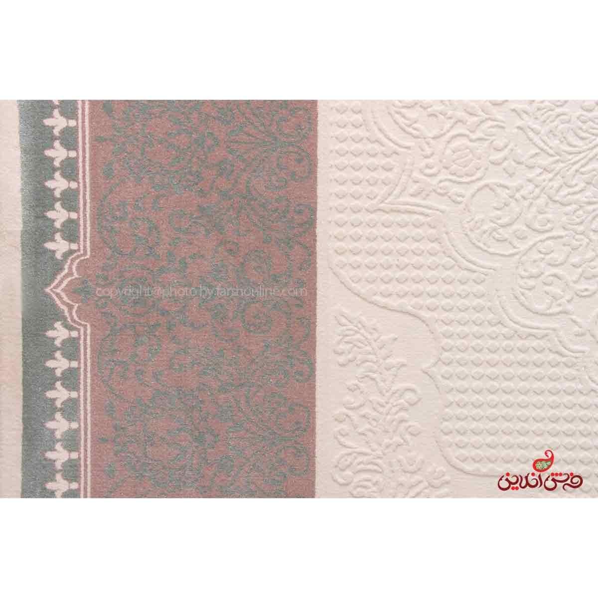فرش ماشینی کاسپین کد 1034