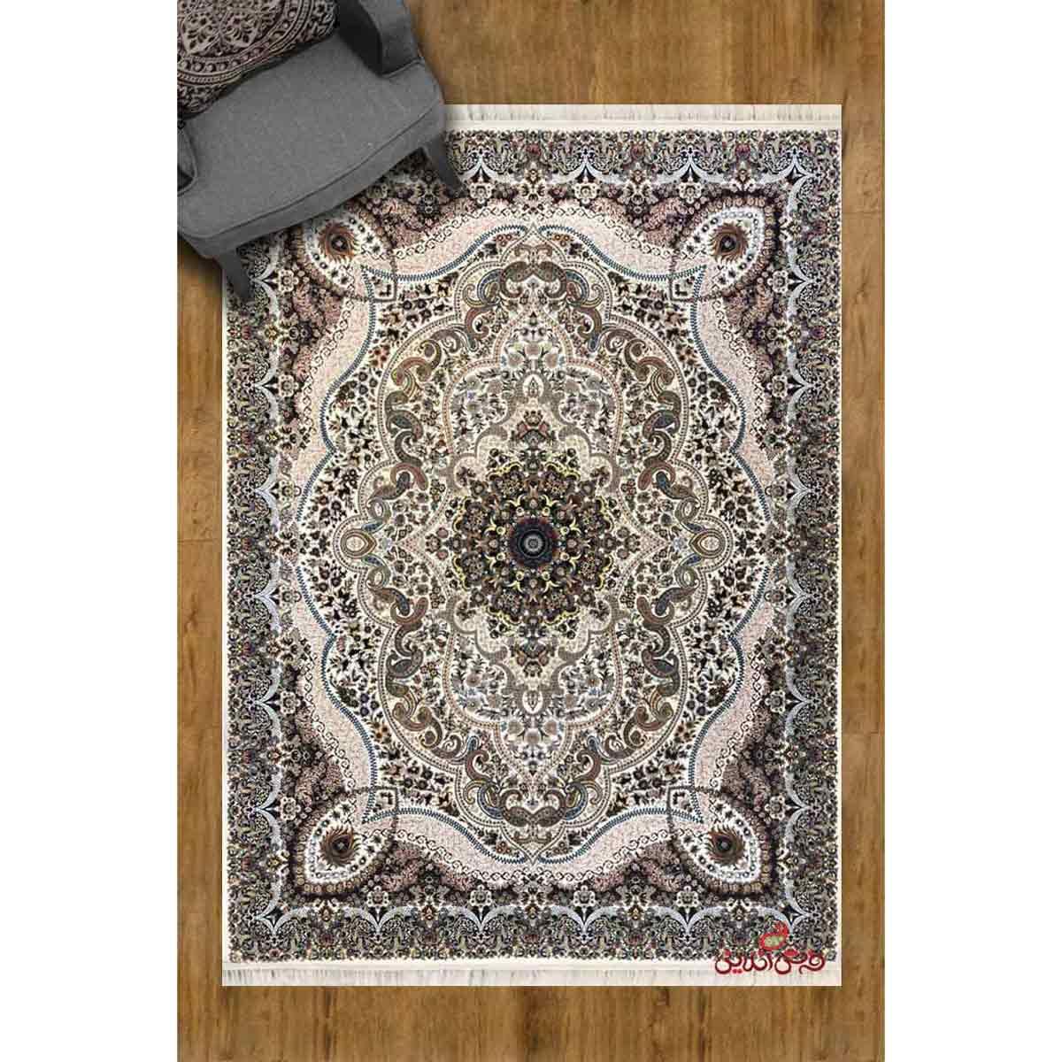 فرش ماشینی توس مشهد طرح پارسا کرم