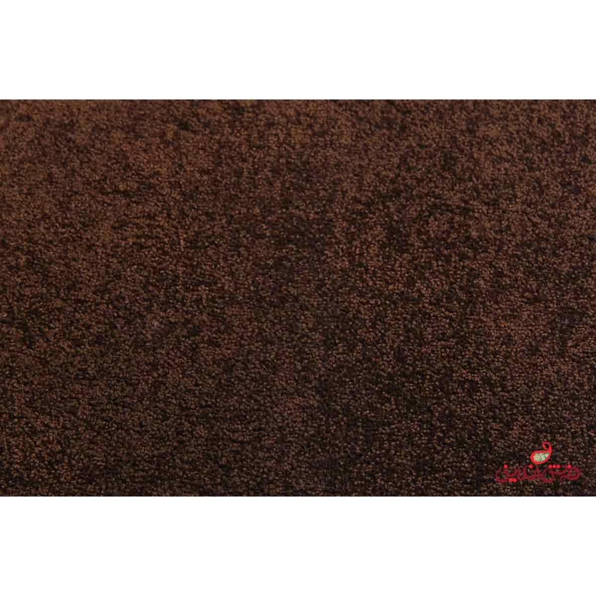 موکت ظریف مصور طرح رویال قهوه ای 5131