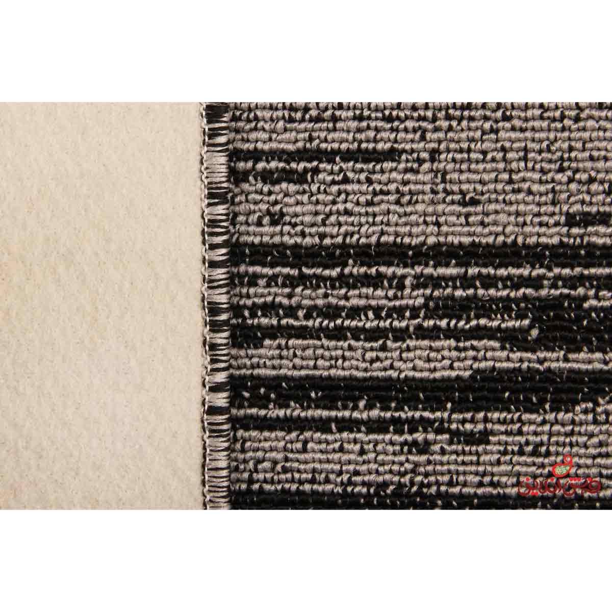 موکت ظریف مصور طرح ترانه نقره ای کد 7841