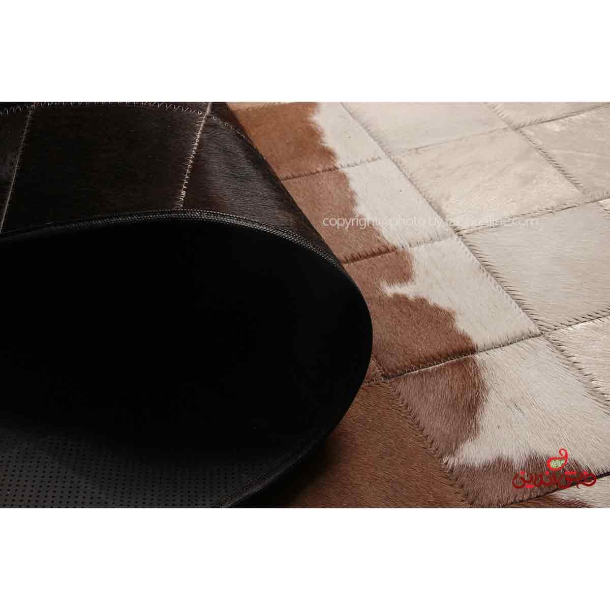 فرش پوست و چرم 2219