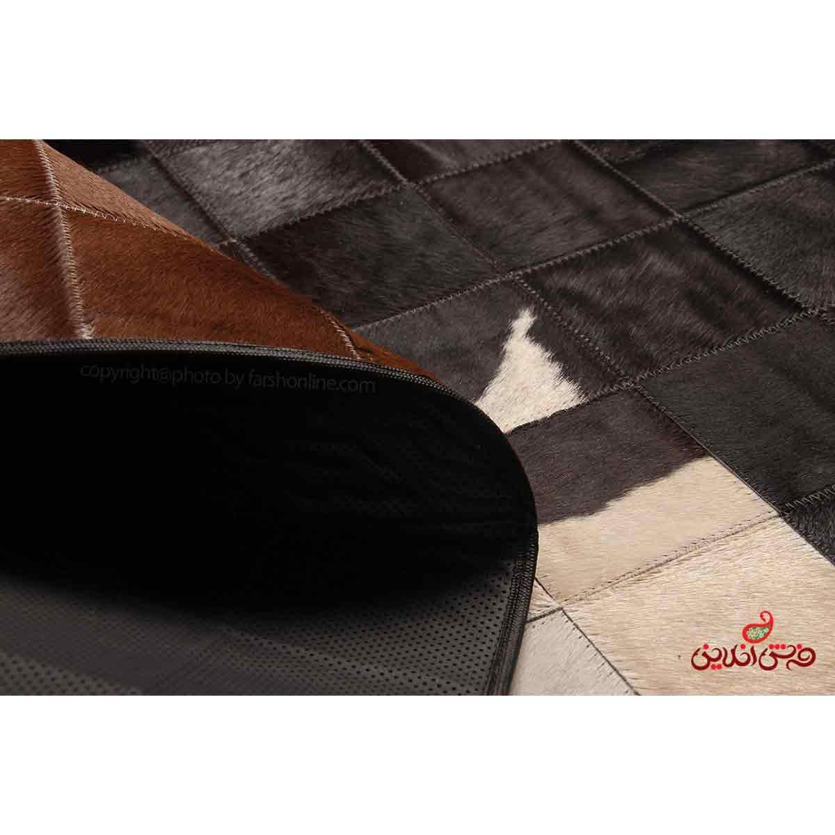 فرش پوست و چرم 2214