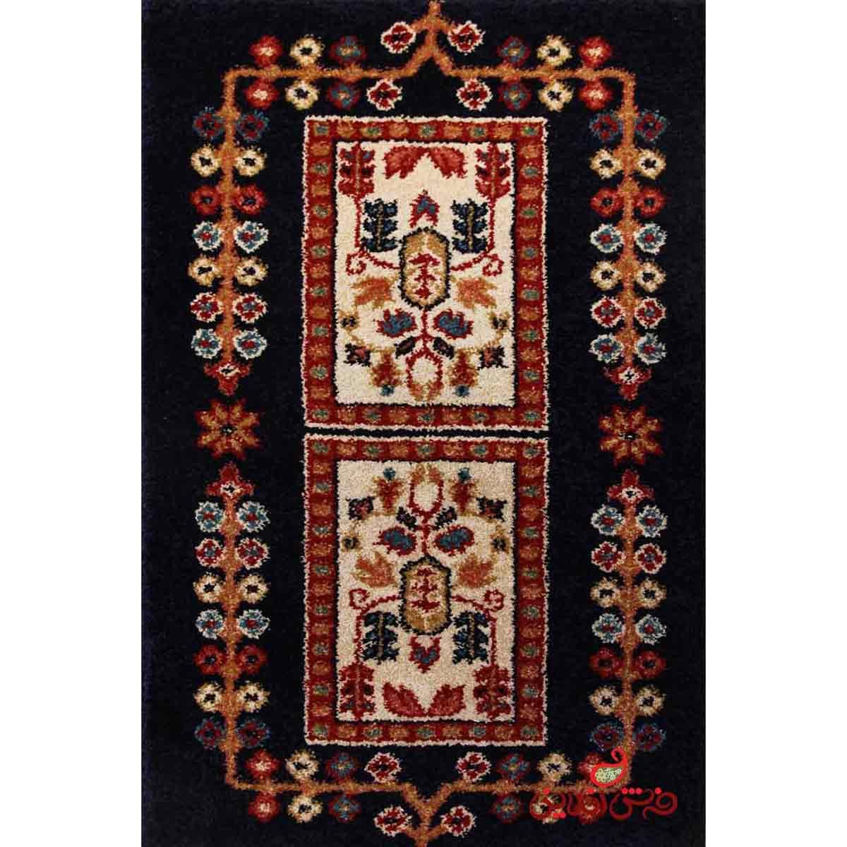 پادری فرش ماشینی  ساوین طرح قشقایی