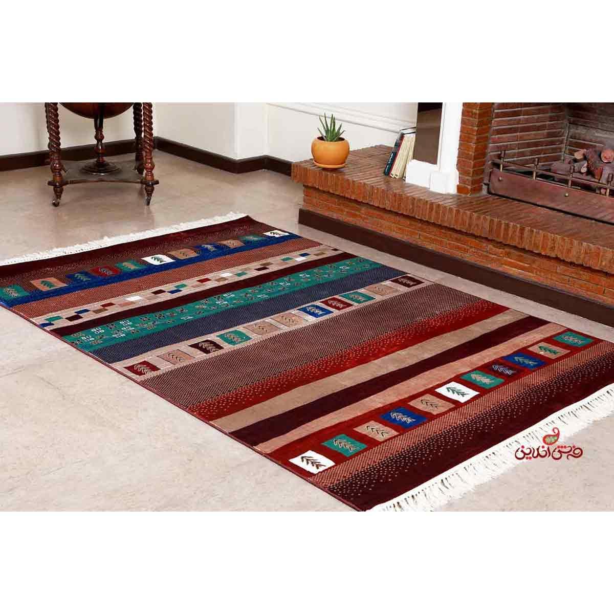 فرش شاهکار صفویه طرح 2684