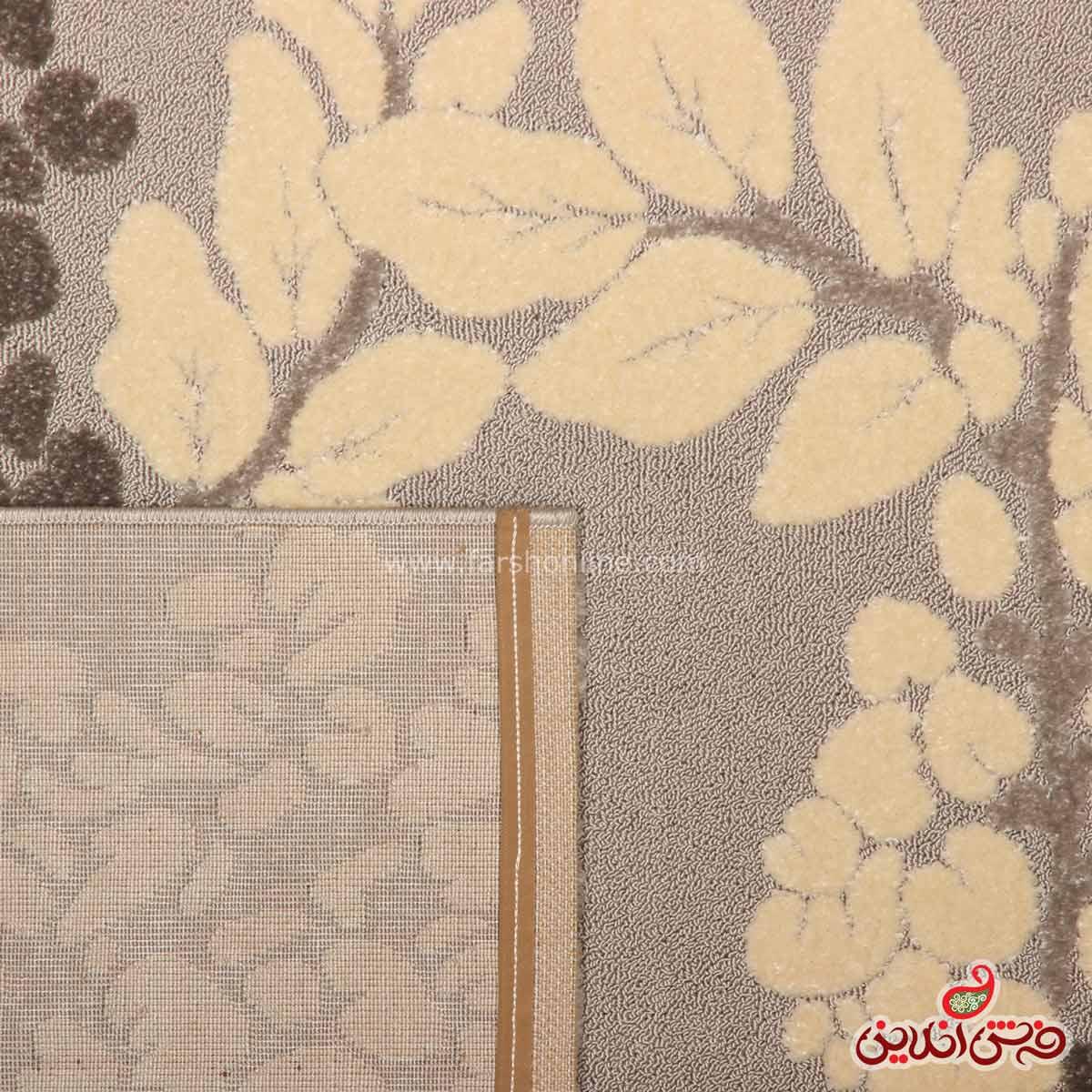 فرش  ماشینی ساوین کد 7402