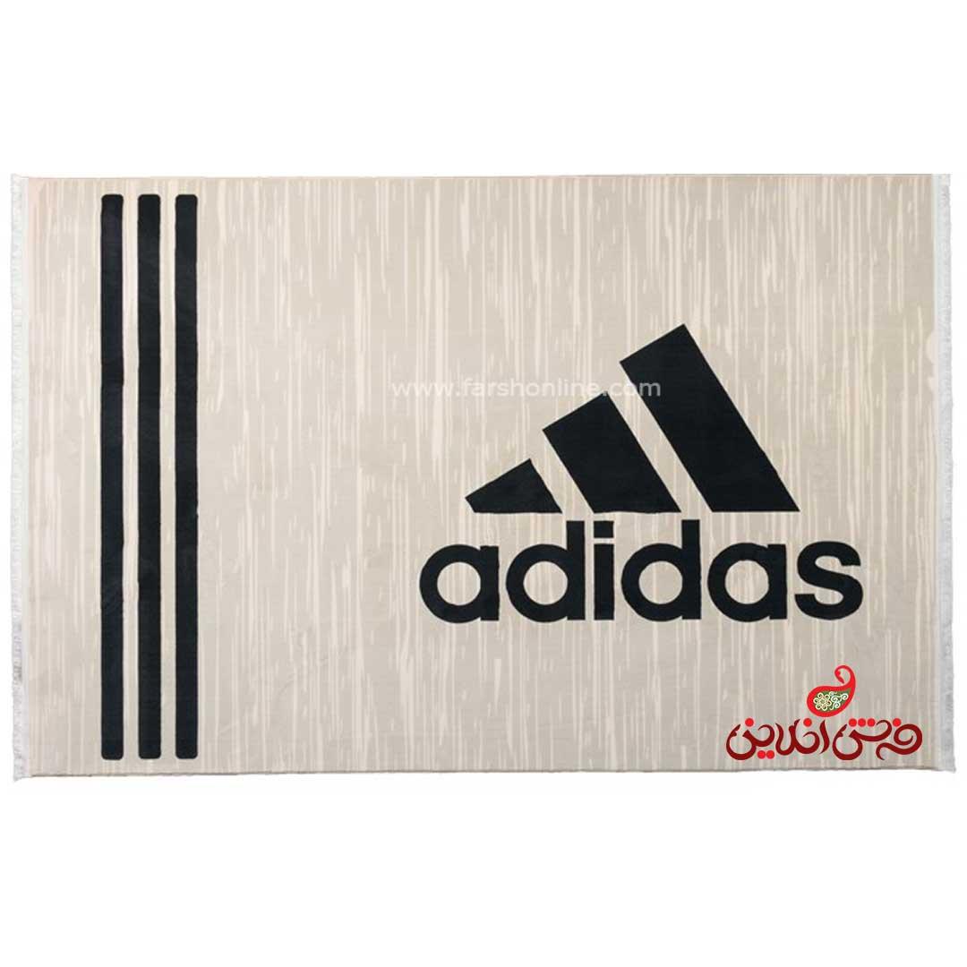 فرش ماشینی  کلاریس  کد 100381