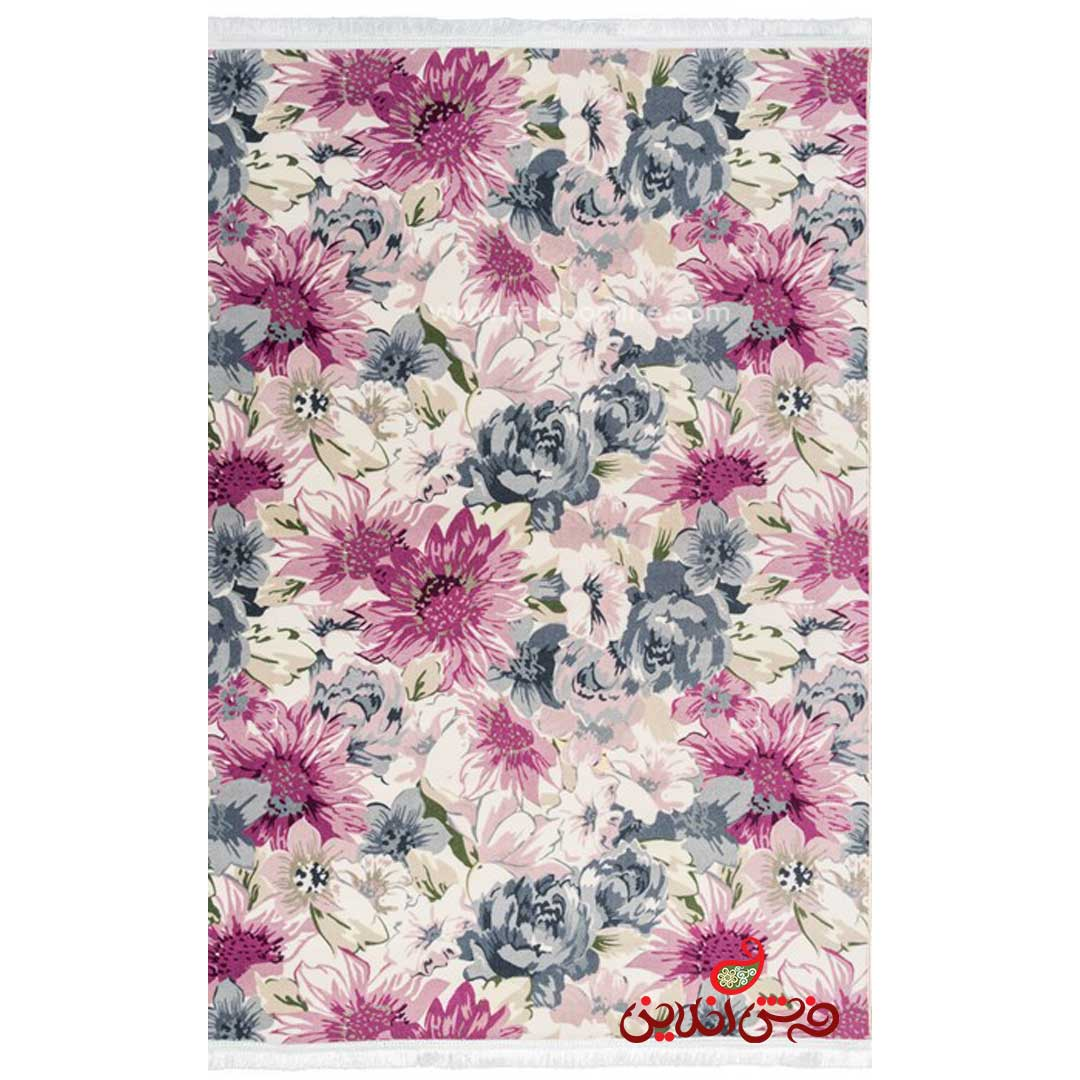 فرش ماشینی  کلاریس  کد 100388