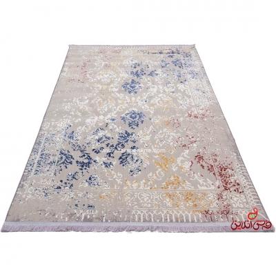 فرش ماشینی ترک طرح برسام کد 6012