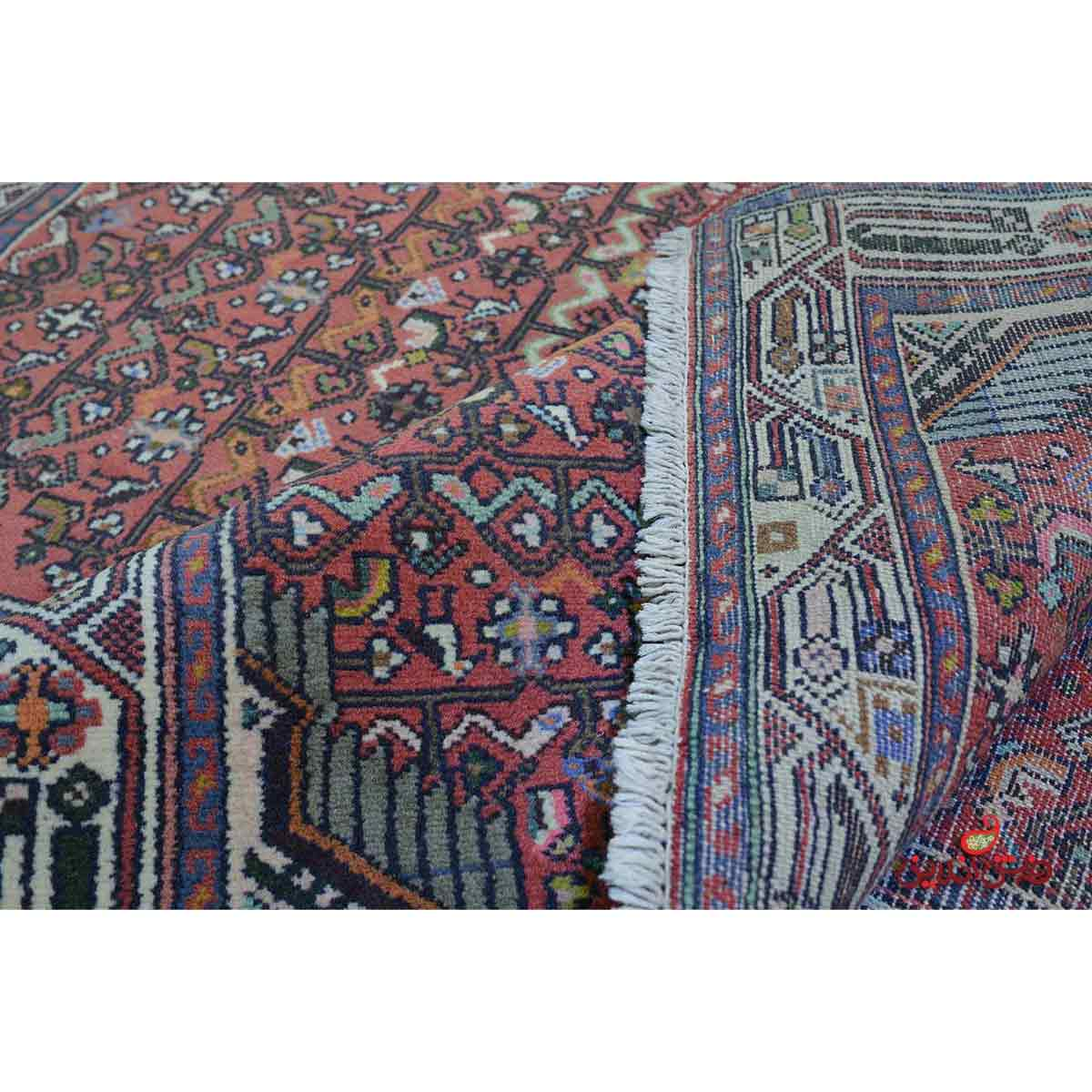 کناره دستباف اسدآباد کد 129521