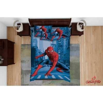 روتختی سه بعدی طرح مرد عنکبوتی کد 2469