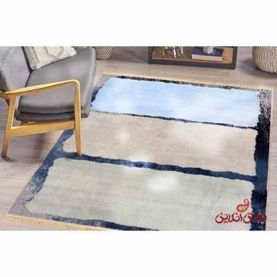 فرش ماشینی کلاریس کلکسیون مدرن کد  100441