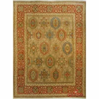 فرش 6 متری دستباف آذربایجان کد 573