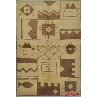 فرش دستباف ملایر کد 708