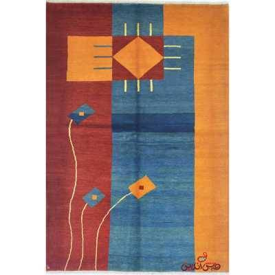فرش دستباف ملایر کد 405