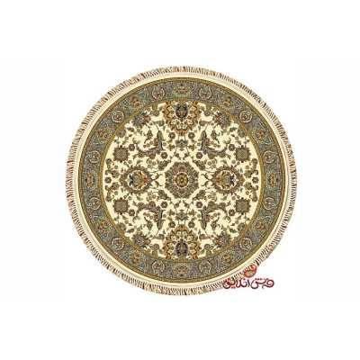 فرش گرد کرامتیان طرح شاه عباسی