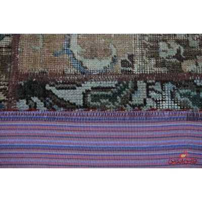 فرش دستباف کلاژ کد 047
