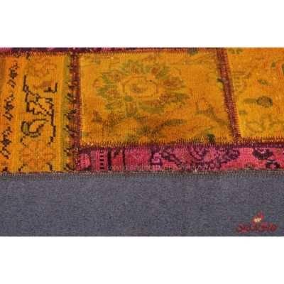 فرش دستباف کلاژ کد 038