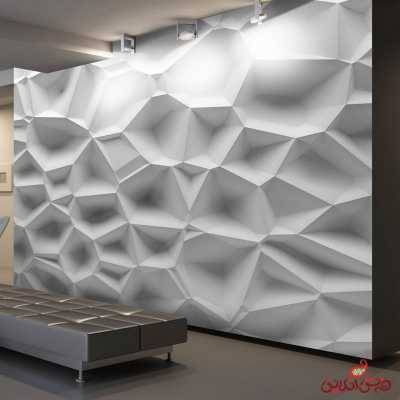 کاغذ دیواری سه بعدی کد 1621