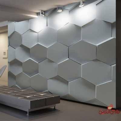 کاغذ دیواری سه بعدی کد 1619