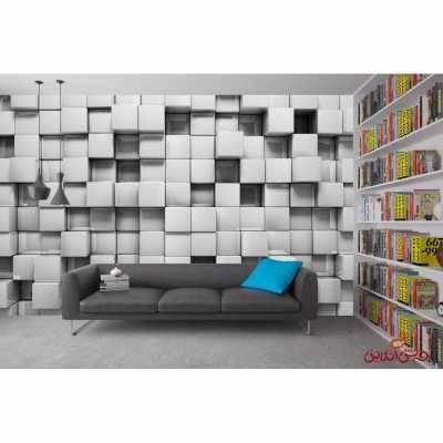 کاغذ دیواری سه بعدی کد 1609