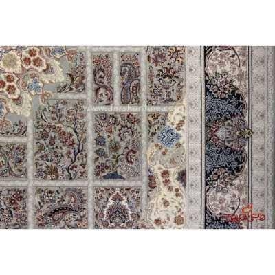فرش  ماشینی ساوین طرح 3005 فیلی