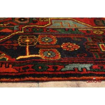 فرش دستباف نهاوند لاکی کد 108102