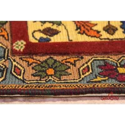 گلیم فرش دستباف سیرجان قابی کد 106698