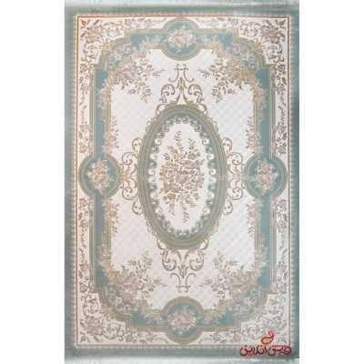 فرش ماشینی کاسپین کد 1038