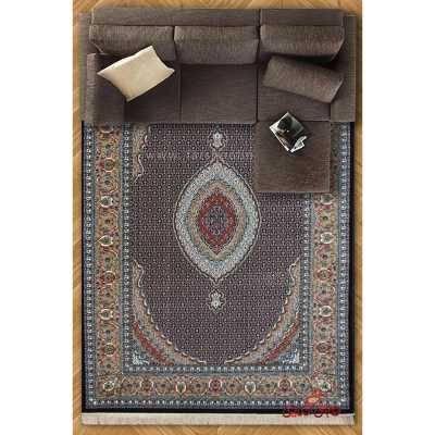 فرش ماشینی سهند طرح ریزماهی