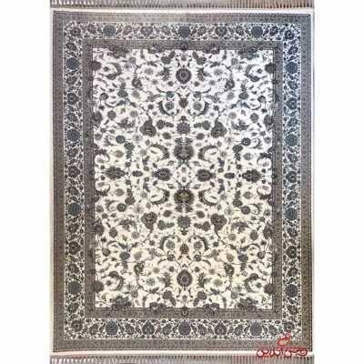 فرش ماشینی توس مشهد طرح افشان 2 کرم