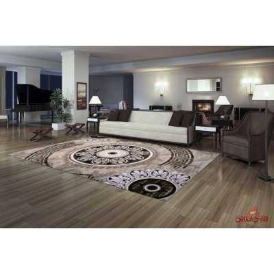 فرش ماشینی  ساوین طرح آتنا کرم