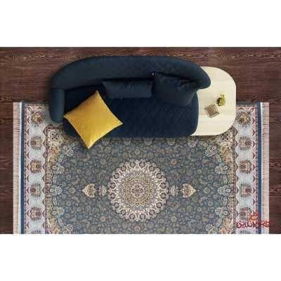 فرش ماشینی هایبالک مشهد اردهال کد 117 دلفینی