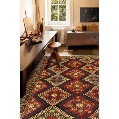 فرش دستباف بختیار