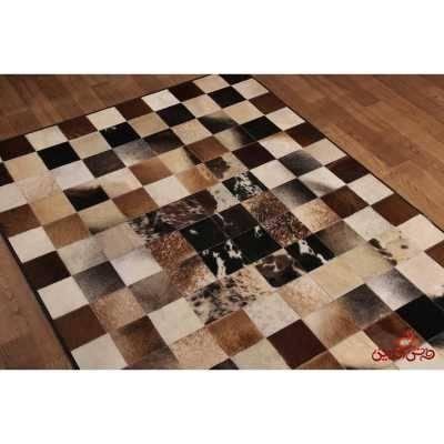 فرش پوست و چرم 2204