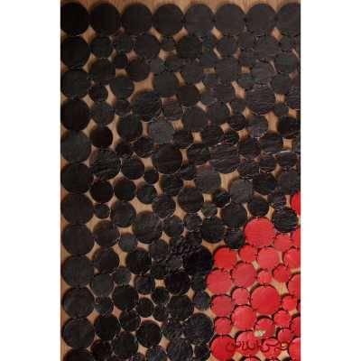 فرش پوست و چرم 2202