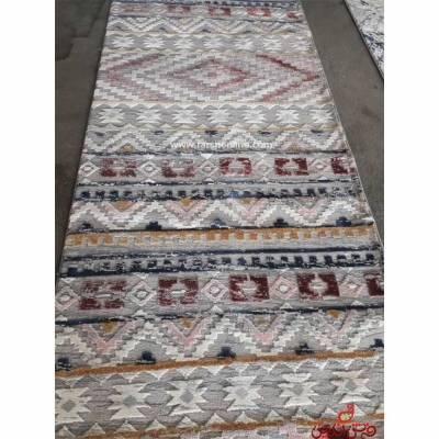 فرش ماشینی ترک طرح برسام کد 6091