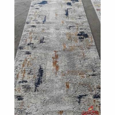 فرش ماشینی ترک طرح برسام کد 6262