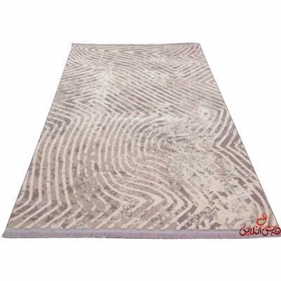 فرش ماشینی ترک طرح برسام کد 6031
